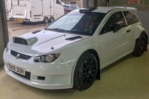 This rare Proton Satria Neo rally car is yours for a reasonable RM 450k