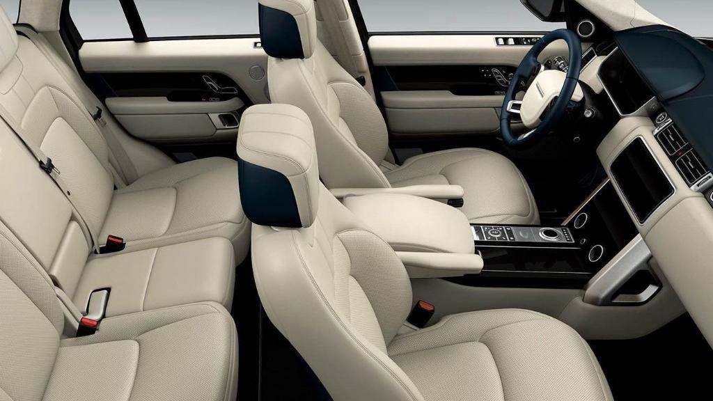 Land Rover Range Rover (2017) Interior 012