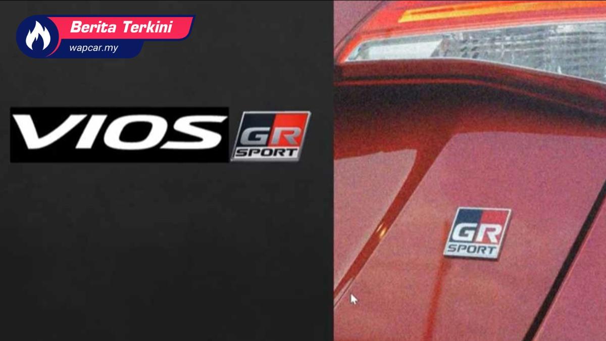 HANGAT: Toyota Vios GR Sport 2021 – CVT 10 kelajuan, suspensi sport! 01