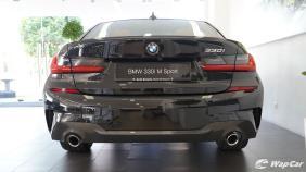 2019 BMW 3 Series 330i M Sport Exterior 006