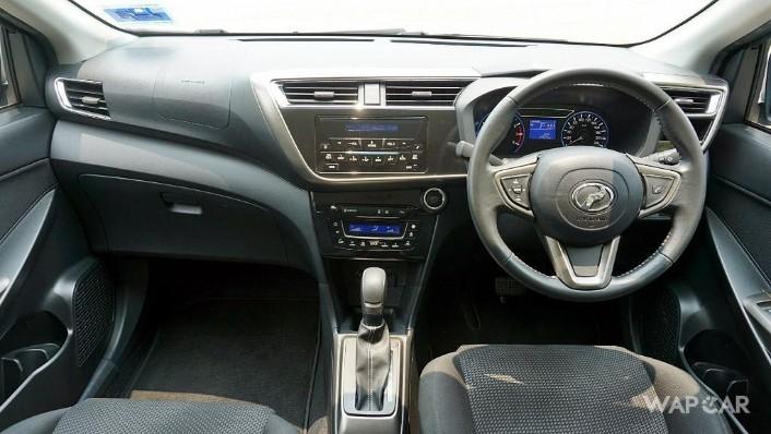 2018 Perodua Myvi 1.3 X AT Interior 001