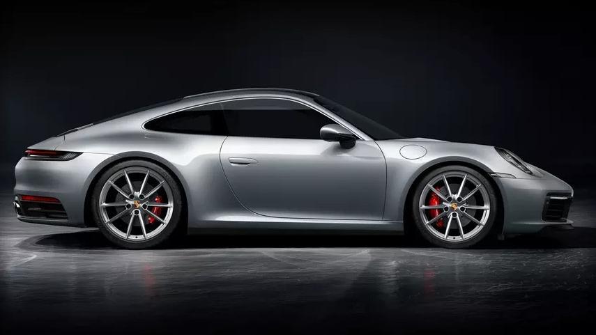 2019 Porsche 911 The New 911 Carrera S Exterior 003