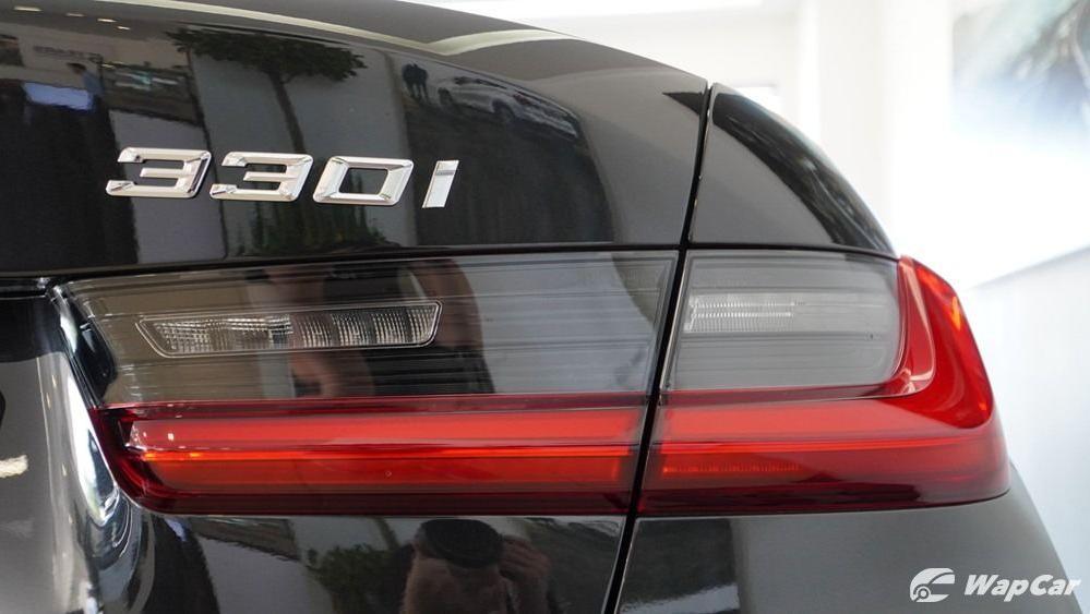 2019 BMW 3 Series 330i M Sport Exterior 019