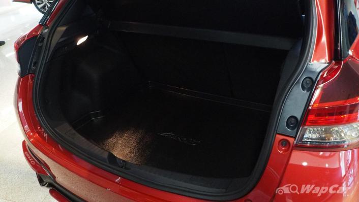 2021 Toyota Yaris 1.5G Interior 008