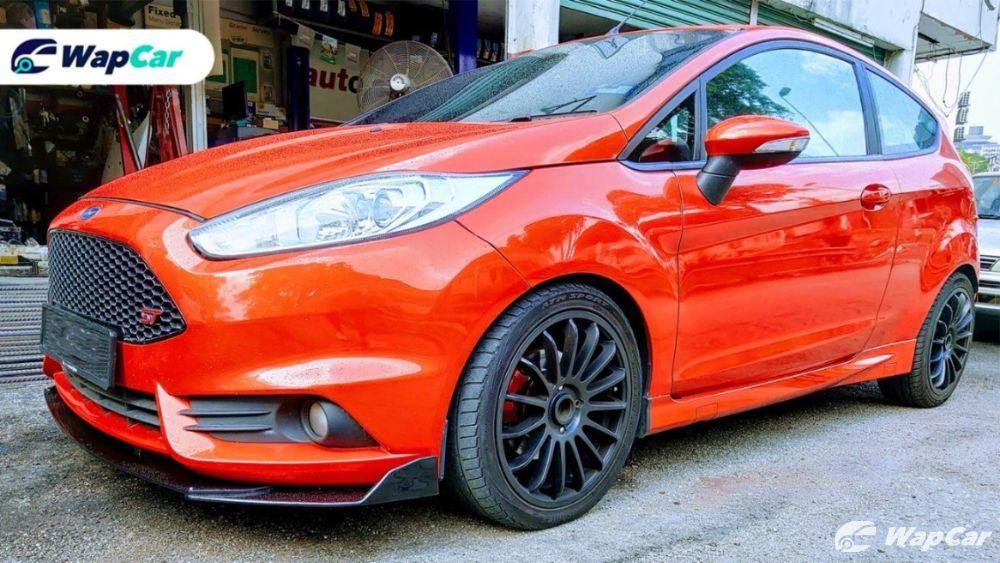 Owner Review: Living With My 2014 Ford Fiesta ST Named Bloop 01