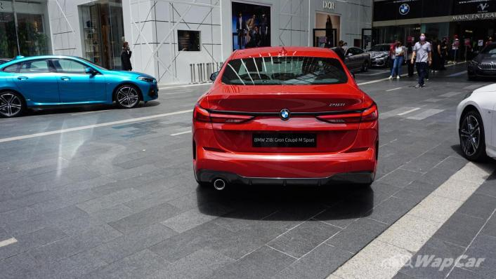 2020 BMW 2 Series 218i Gran Coupe Exterior 005