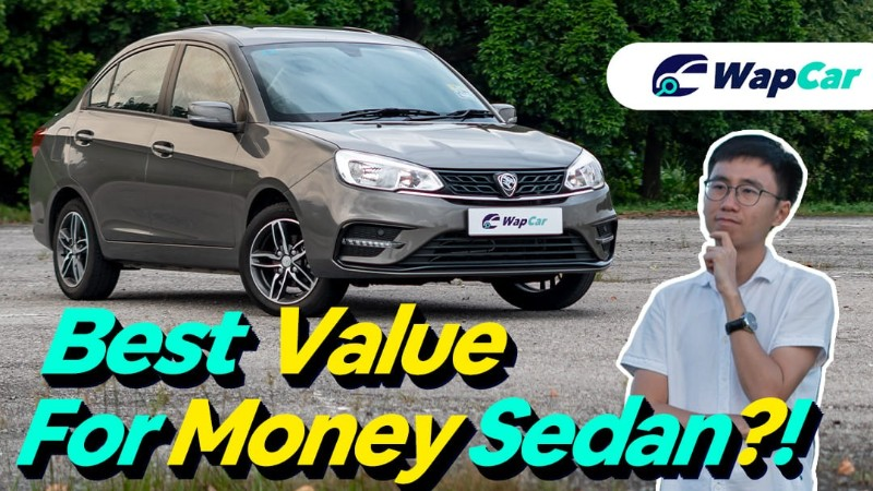 2020 Proton Saga Facelift Review