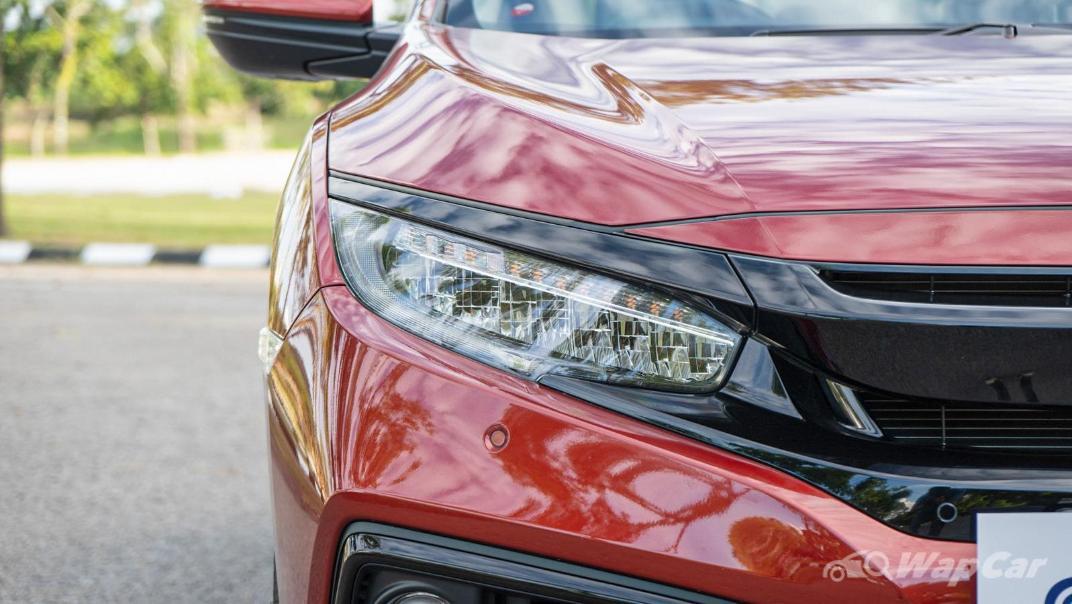 2020 Honda Civic 1.5 TC Premium Exterior 012
