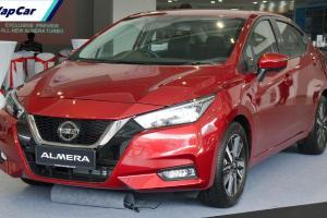 Nissan Almera N18 baru sangat padu, tapi kenapa ramai beli Honda City dan Toyota Vios?