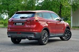 Ratings Comparison: Proton X70 vs Honda CR-V vs Mazda CX-5 - Quality and features