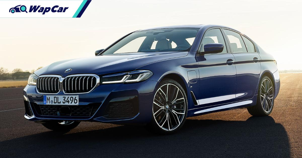 All-electric BMW 5 Series coming soon as BMW ramps up its electrification line-up 01