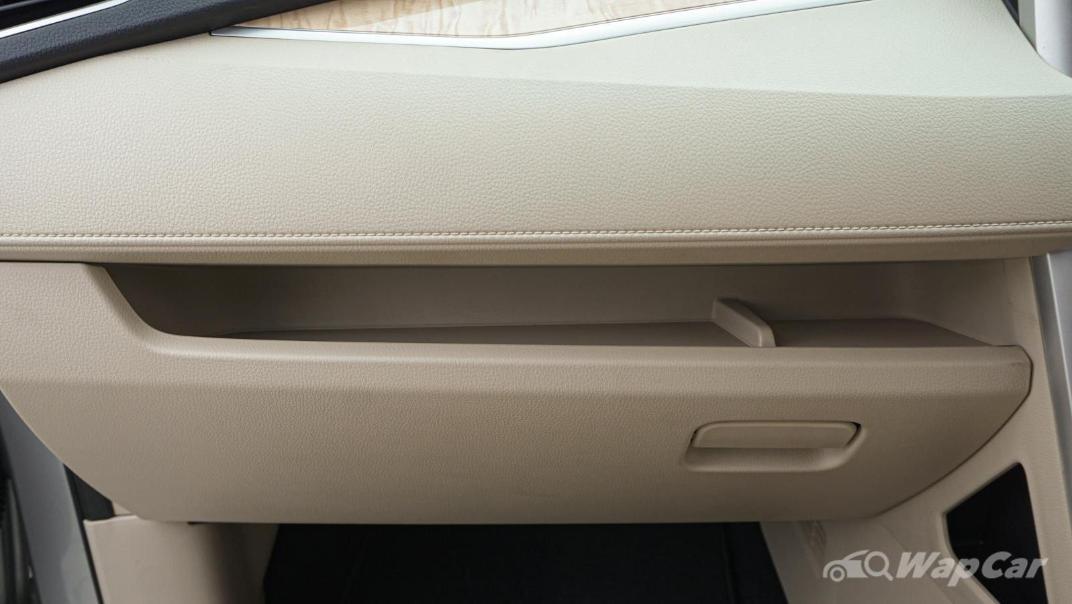 2020 Mitsubishi Xpander Upcoming Version Interior 032