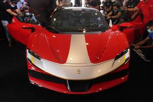 The Ferrari SF90 Stradale costs RM1.9 million but it has no reverse gear!