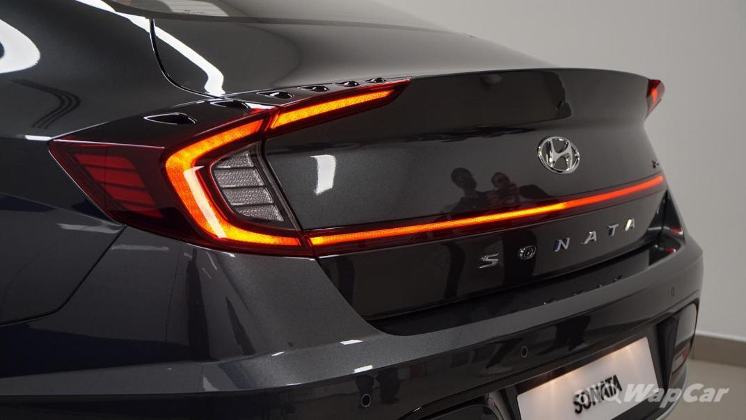 2020 Hyundai Sonata 2.5 Premium Exterior 064