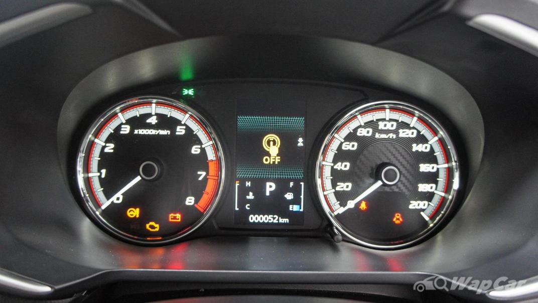 2020 Mitsubishi Xpander 1.5 L Interior 005