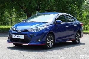 Rebiu Toyota Vios: Naik taraf yang memecahkan dominasi Honda City