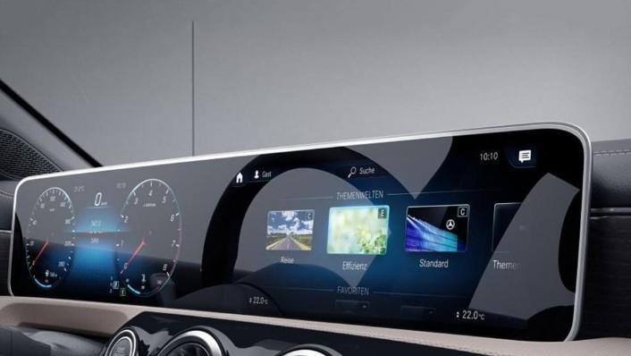 2019 Mercedes-Benz A200 Sedan Progressive Line Interior 005