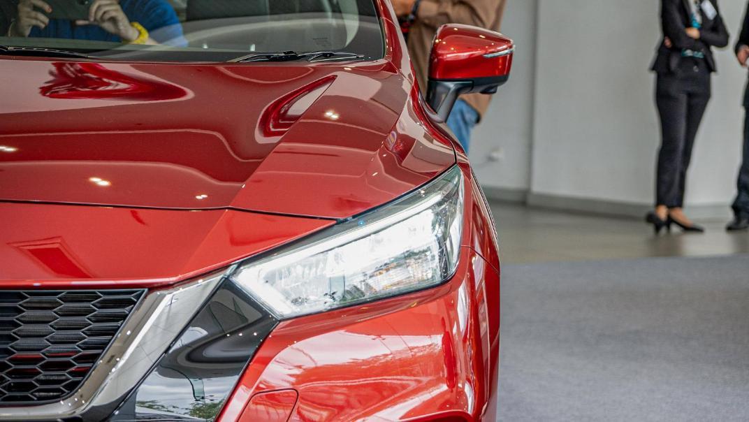 2020 Nissan Almera 1.0L VLT Exterior 009