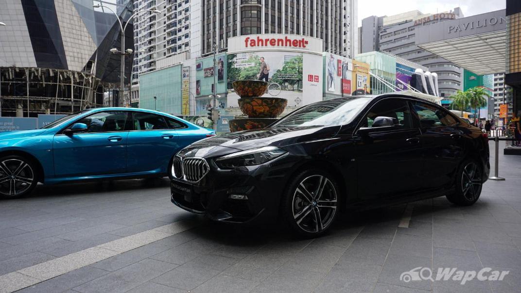 2020 BMW 2 Series 218i Gran Coupe Exterior 099