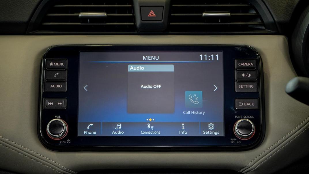 2020 Nissan Almera 1.0L VLT Interior 073