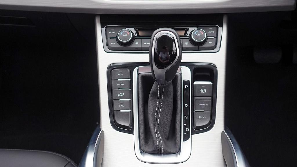 2018 Proton X70 1.8 TGDI Executive AWD Interior 026
