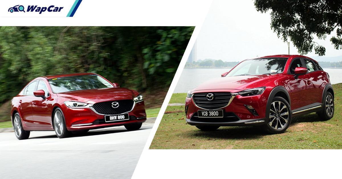 Jualan Mazda CX-3 & Mazda 6 dihentikan di AS, tapi pasaran Malaysia kekal ada 01