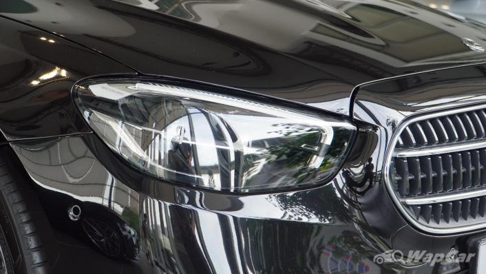 2021 Mercedes-Benz E-Class E200 Avantgarde Exterior 007