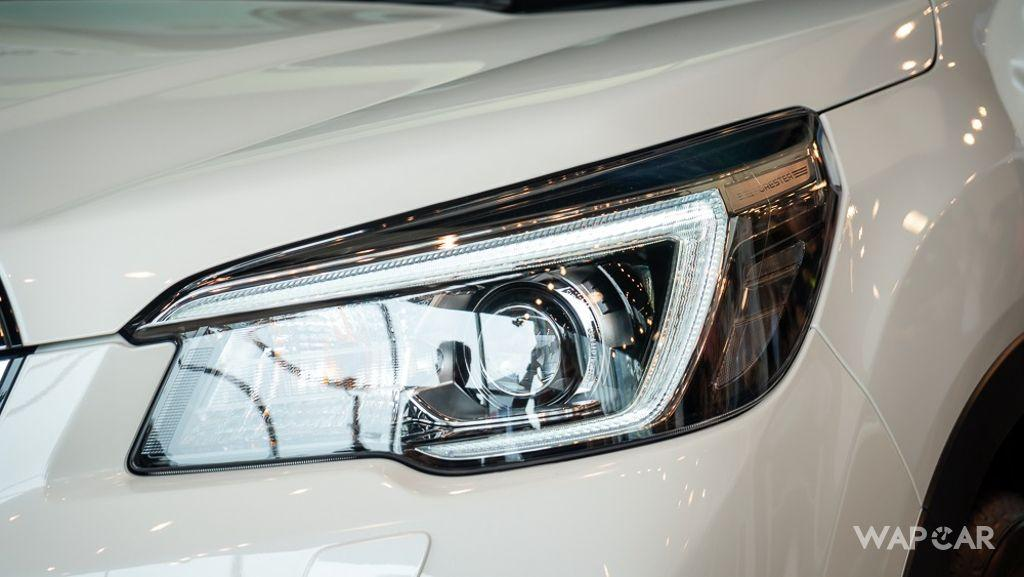 2019 Subaru Forester 2.0i-S EyeSight Exterior 014