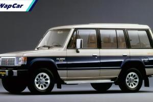 Sejarah Mitsubishi Pajero pertama – dari juara rali Dakar Paris ke sebuah SUV keluarga