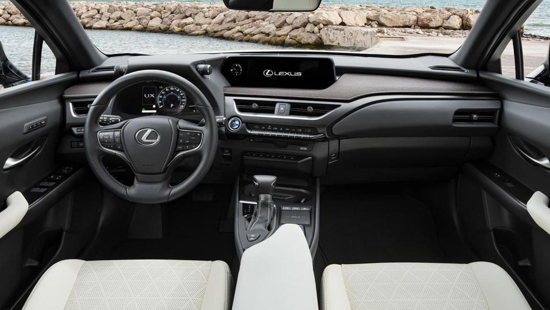 2020 Lexus UX Interior 011