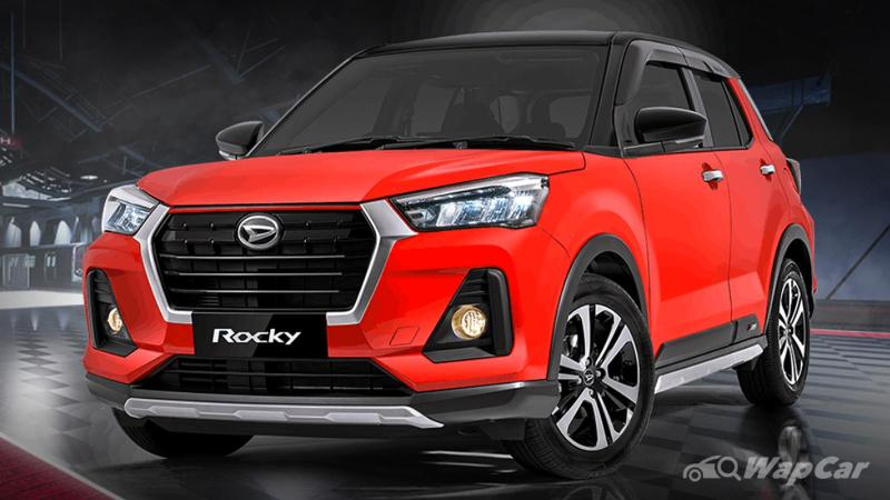 Daihatsu Rocky and Toyota Raize to be exported to 50 countries, no luck for Ativa 02