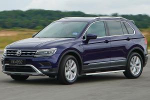 Deal breakers: Love the Volkswagen Tiguan, but wish its suspension was more pliant