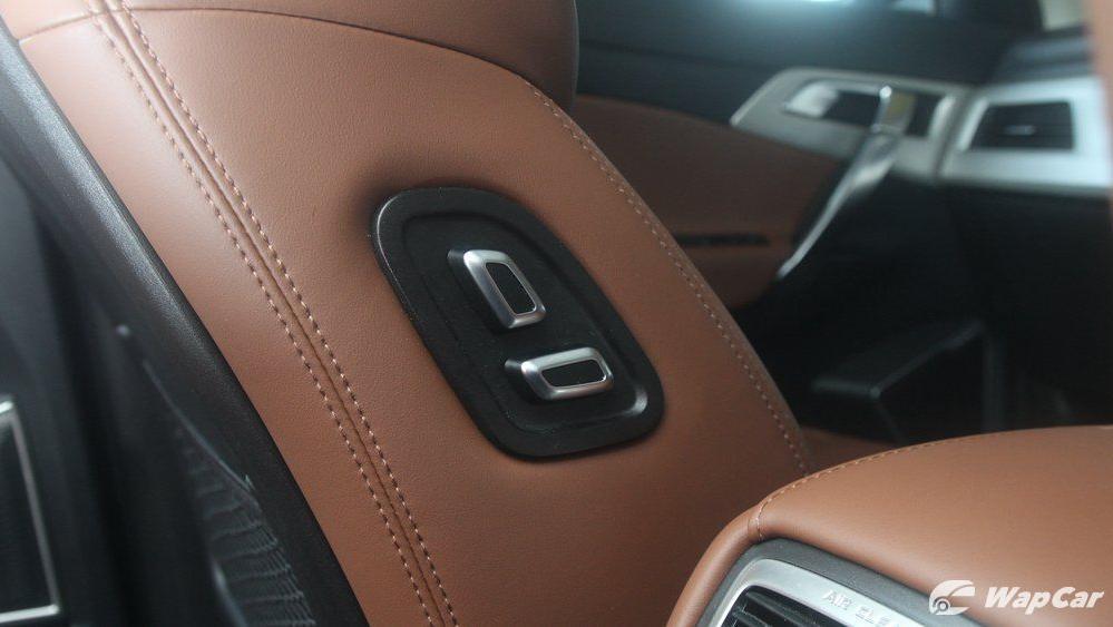 2018 Proton X70 1.8 TGDI Premium 2WD Interior 105