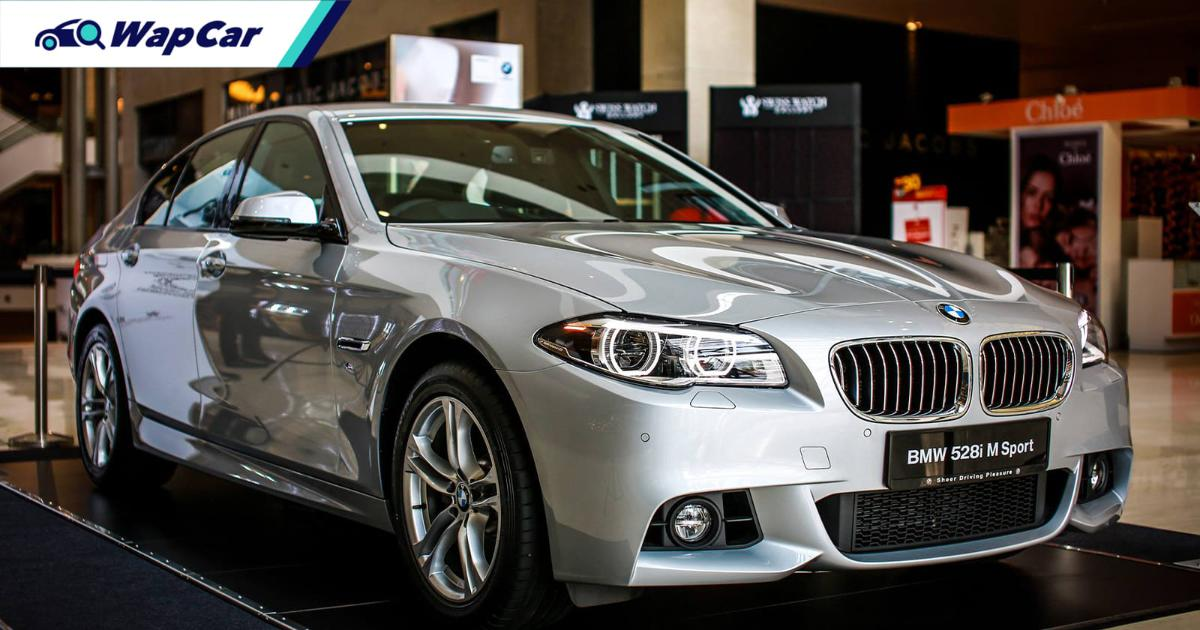 Used F10 BMW 5 Series, from RM 115k, what to look out for 01