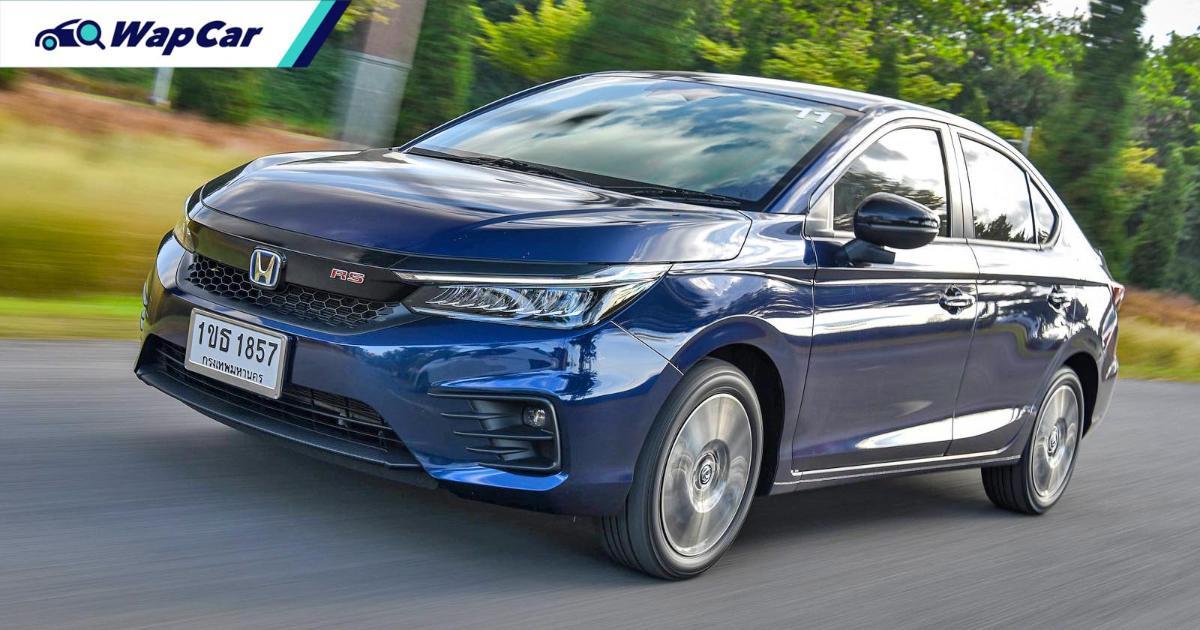 1 in 3 B-segment sedan sold in Thailand is a Honda City 01