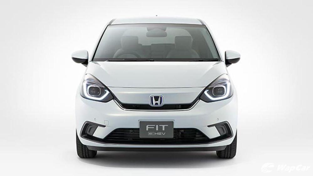Honda Jazz (2020) Exterior 006