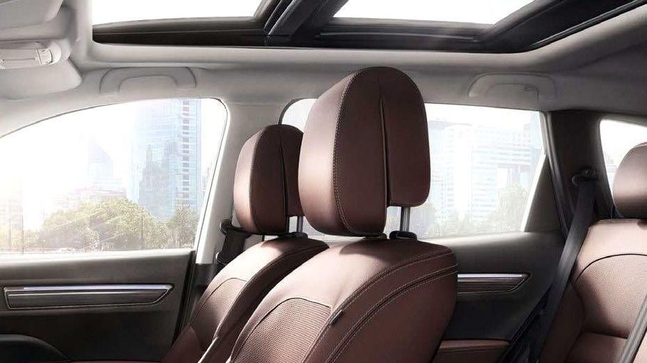 Renault Koleos (2019) Interior 013