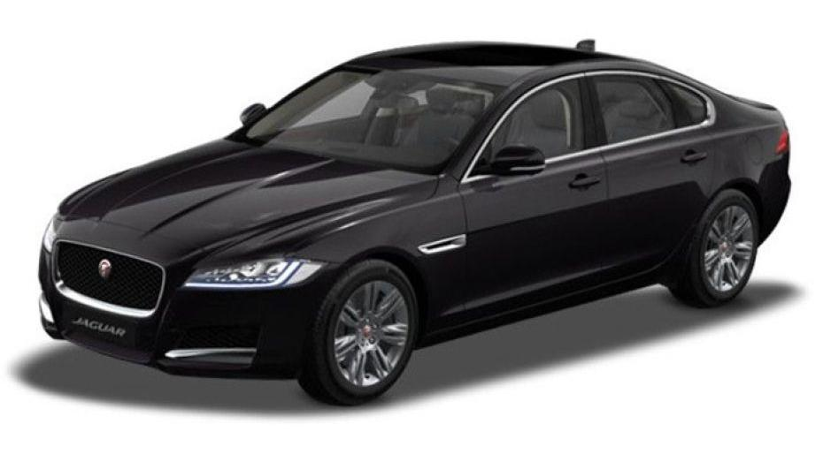 Jaguar XF (2017) Others 017