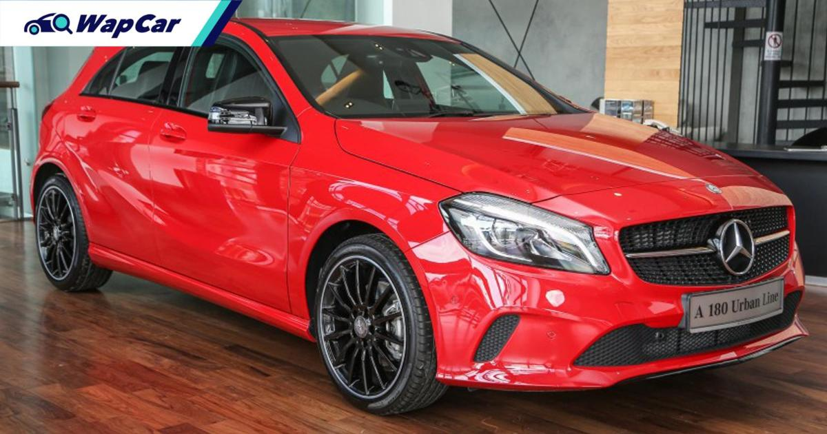 For as low as RM 119k, should you buy a Mercedes-Benz A-Class W176 used? 01