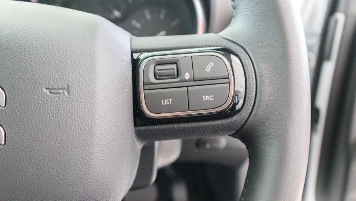 2019 Citroën New C3 AIRCROSS SUV Interior 006