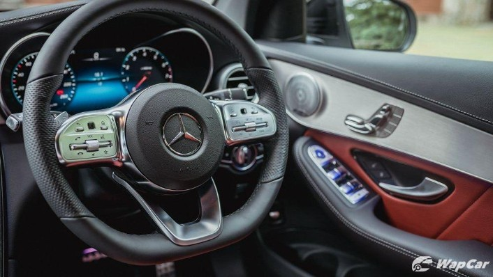 2020 Mercedes-Benz GLC 200  Interior 006