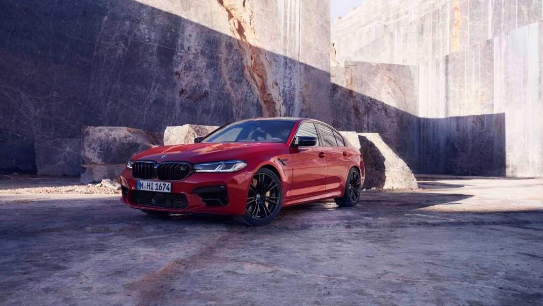 2020 BMW M5 Exterior 014