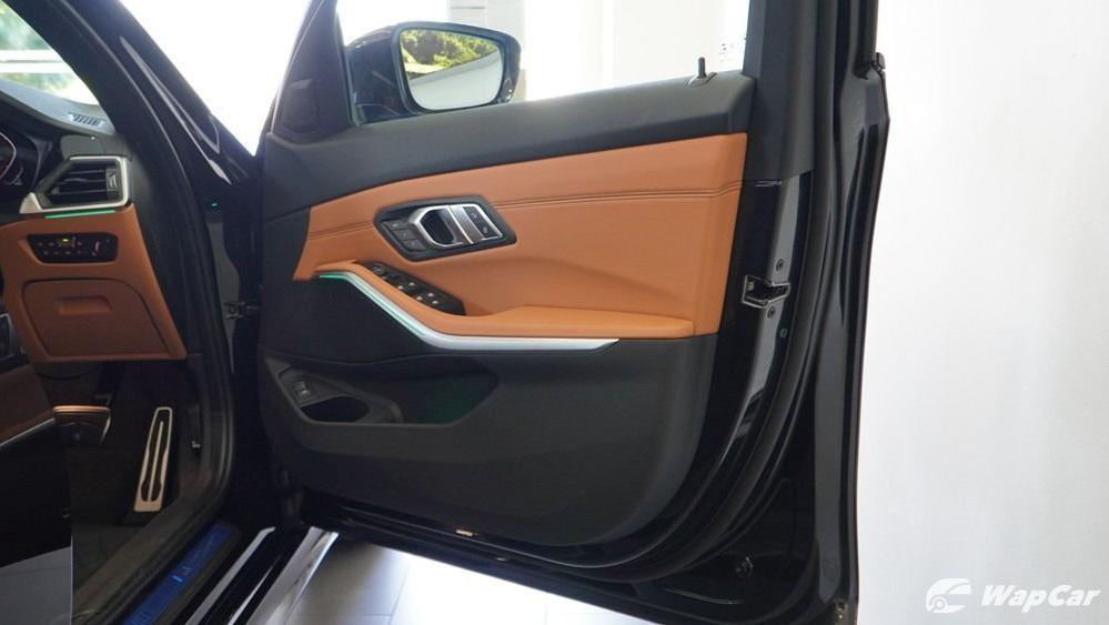 2019 BMW 3 Series 330i M Sport Interior 038