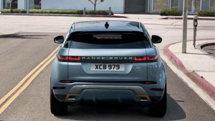 2020 Land Rover Range Rover Evoque Public Exterior 003