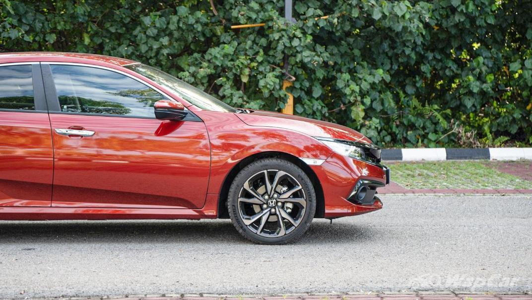 2020 Honda Civic 1.5 TC Premium Exterior 036