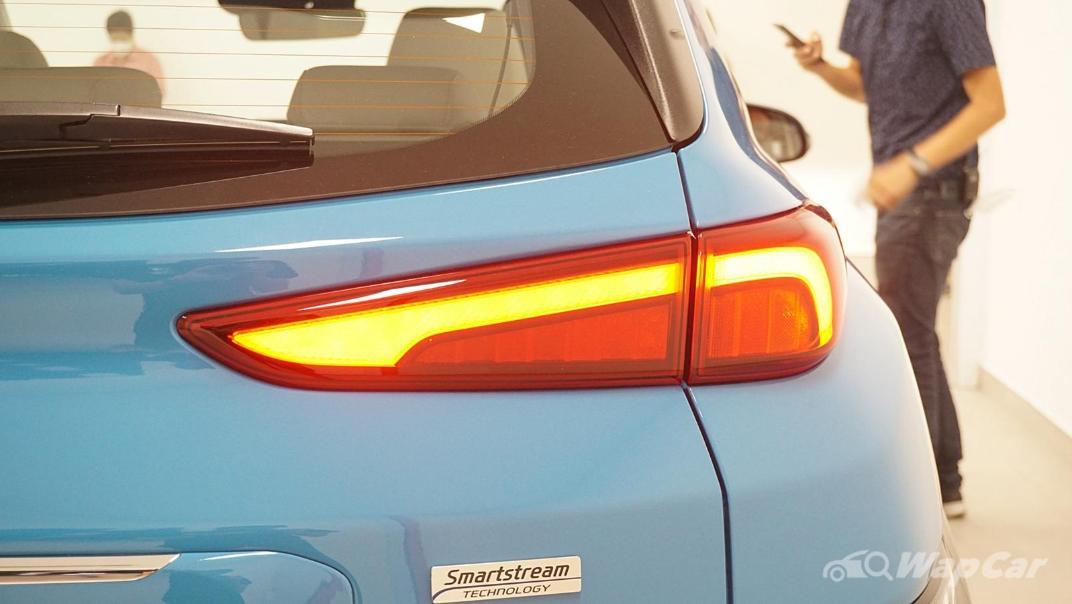 2021 Hyundai Kona 2.0 Active Exterior 017