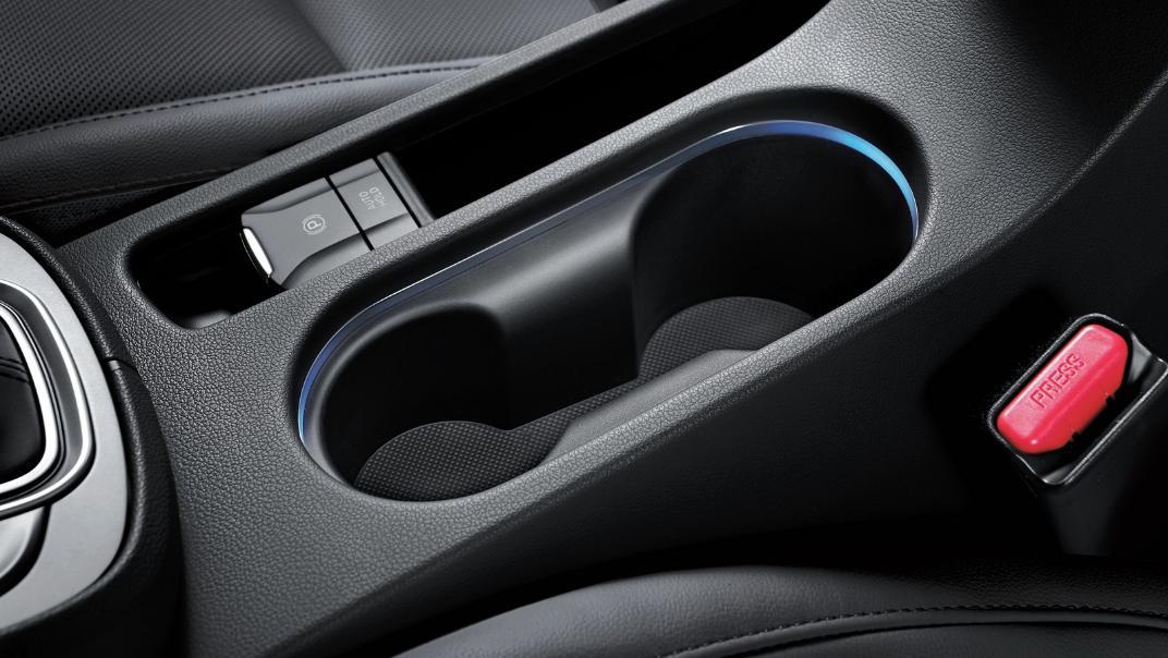 2021 Hyundai Kona 1.6 Turbo Interior 005