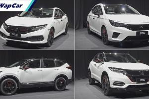 Honda nak bagi 7 model 1 Million Edition secara percuma! Apa syaratnya?