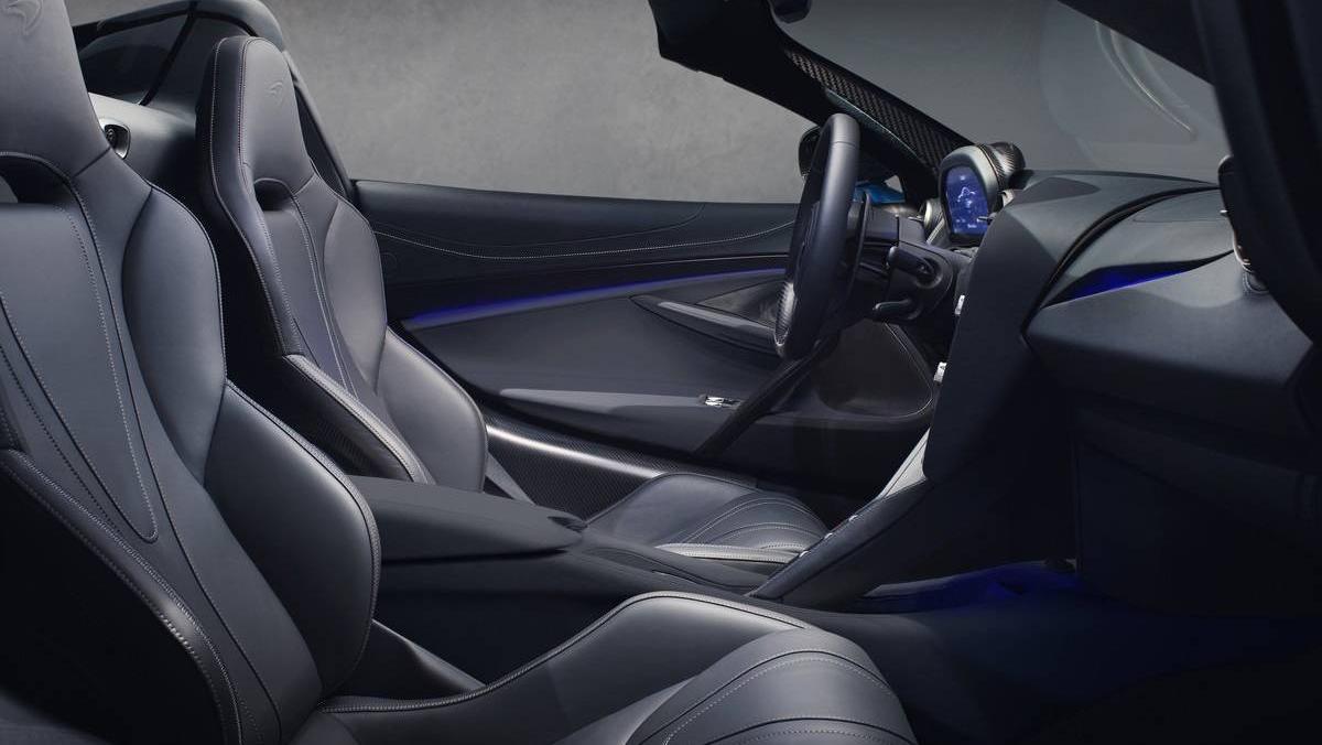 McLaren 720S(2019) Interior 001