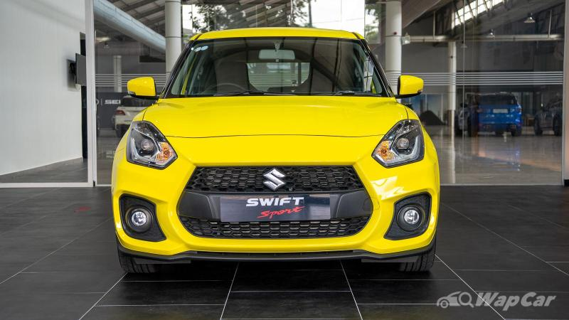2021 Suzuki Swift Sport launched in Malaysia, priced at RM 140k, 1.4T with 140 PS and 230 Nm 02